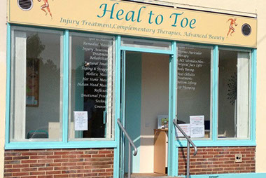 Sports Therapy | Sports Injuries | Sports Massage by Heal to Toe